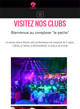 Night Club Event
